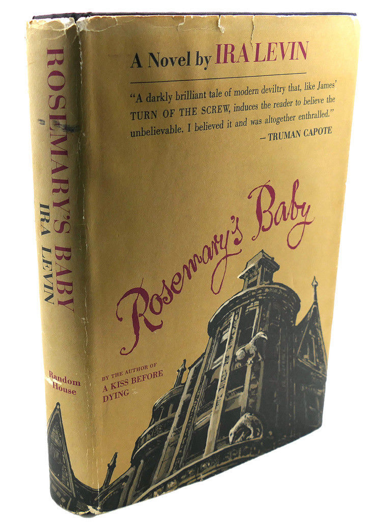 026-1968-Rosemarys Baby-Book Club Edition-Ebay