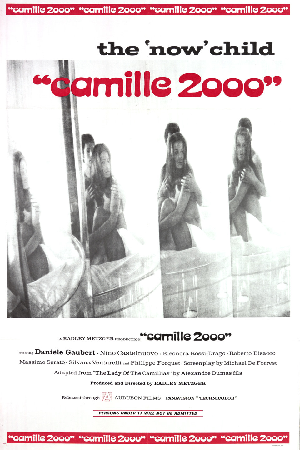 Camille2000 poster