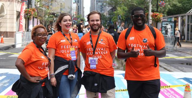 Image result for TIFF volunteer