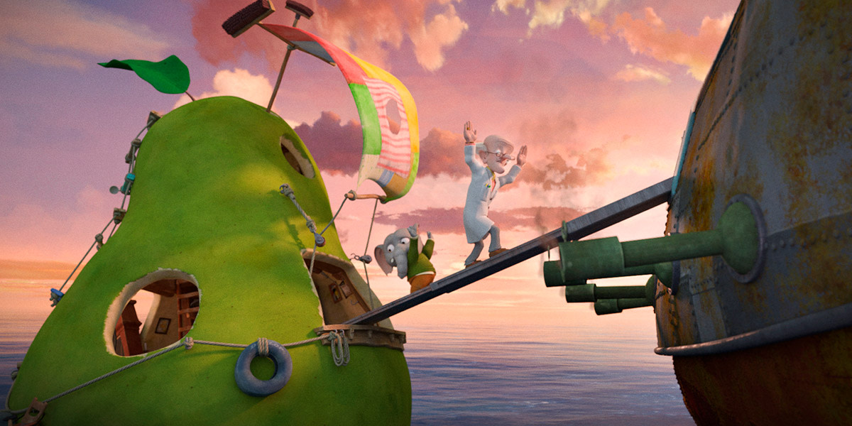 Bilderesultat for the incredible story of the giant pear