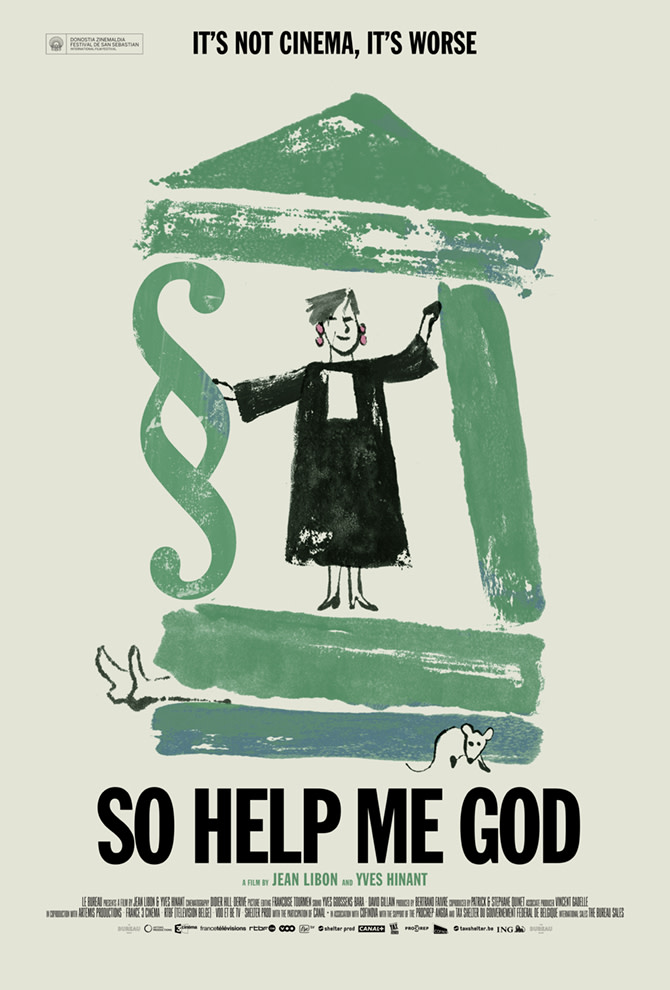So Help Me God The Bureau Sales  Illustration - Tony Stella Midnight Marauder