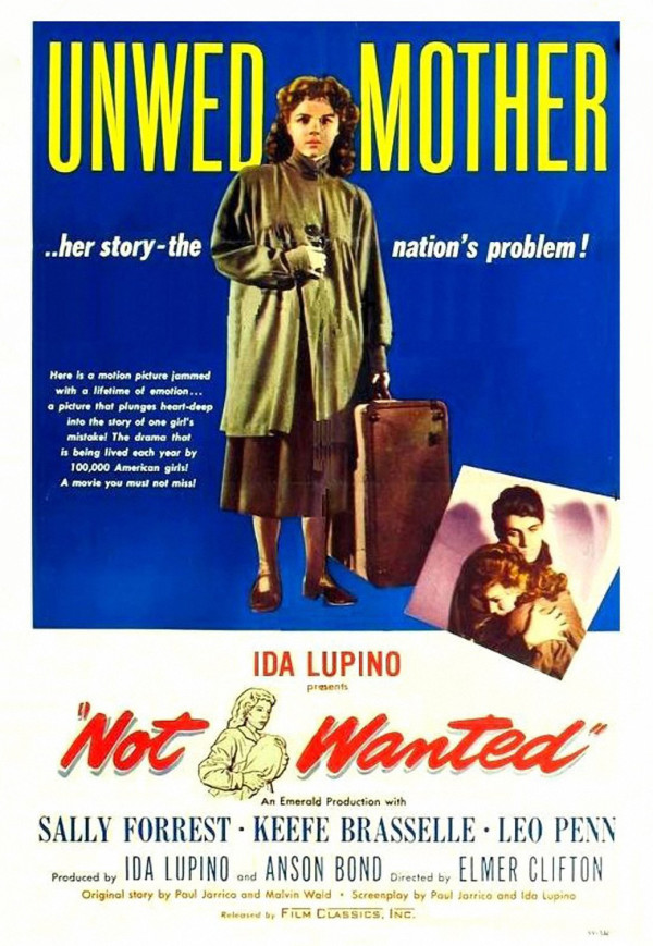 009-Not Wanted-one-sheet