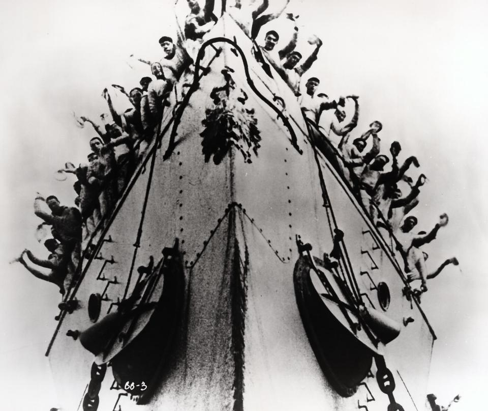 battleship potemkin analytical essay Essay about battleship potemkin as a masterpiece - battleship potemkin as a masterpiece battleship potemkin, a masterpiece early critics reported this marvellous film to be unquestionably one of the greatest motion pictures ever made.