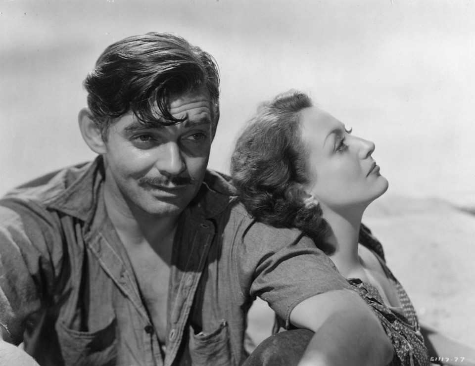 clark-gable-joan-crawford-strange-cargo-1940-film-bw