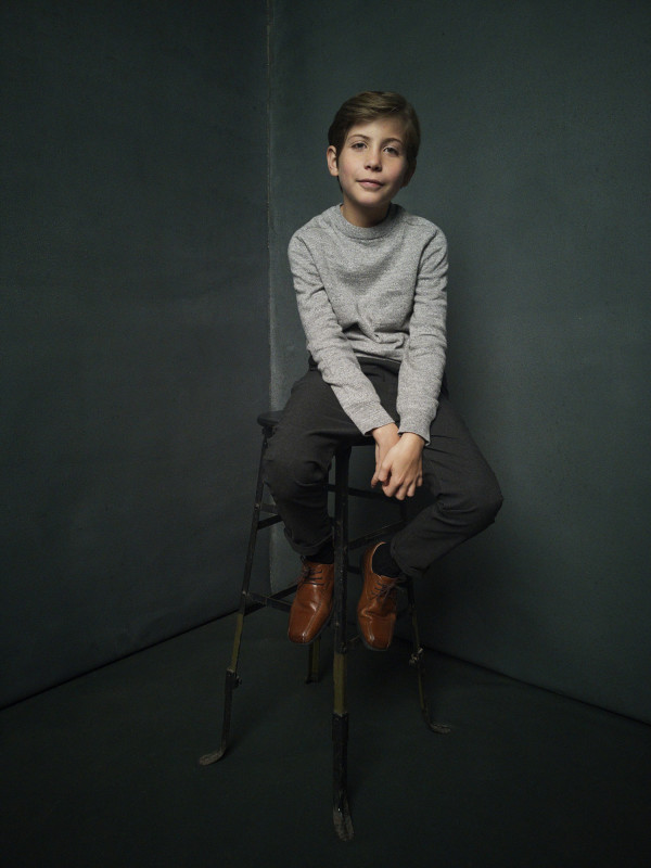 PORTRAIT STUDIO THE DEATH AND LIFE OF JOHN F DONOVAN Jacob Tremblay 2