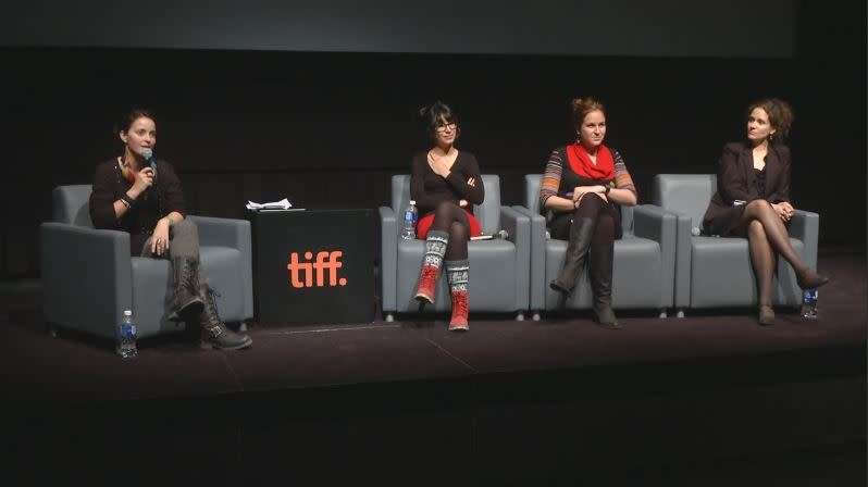 Cuban Women Filmmakers in the Diaspora