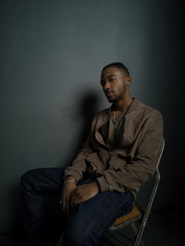 PORTRAIT STUDIO THE HATE U GIVE Algee Smith