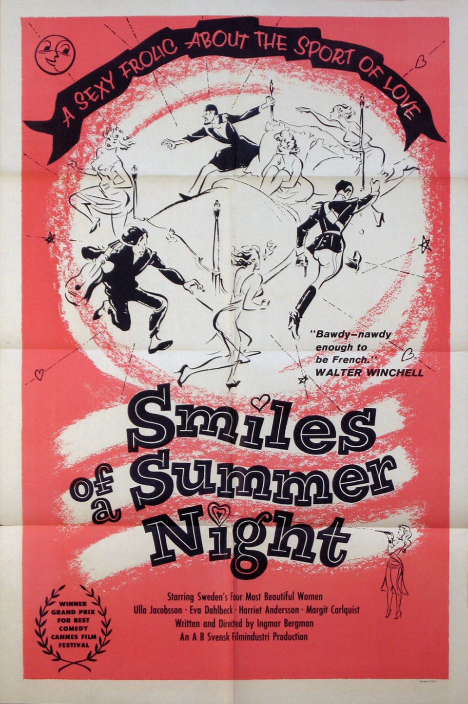 17-1957-Smiles-one sheet