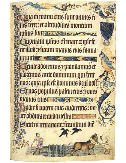 021a-Blackletter-14th-century Luttrell psalter