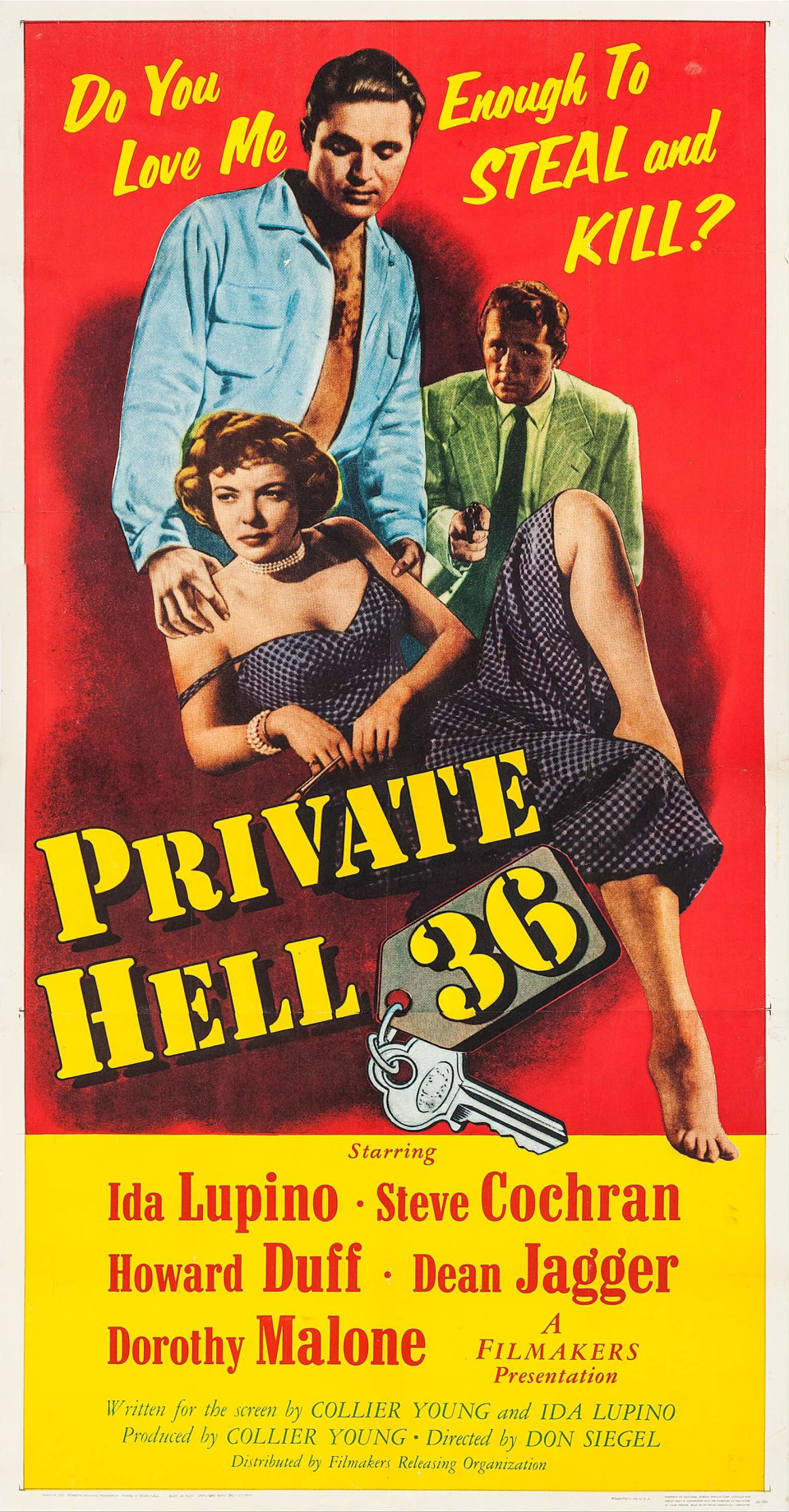034-Private Hell 36-3sheet