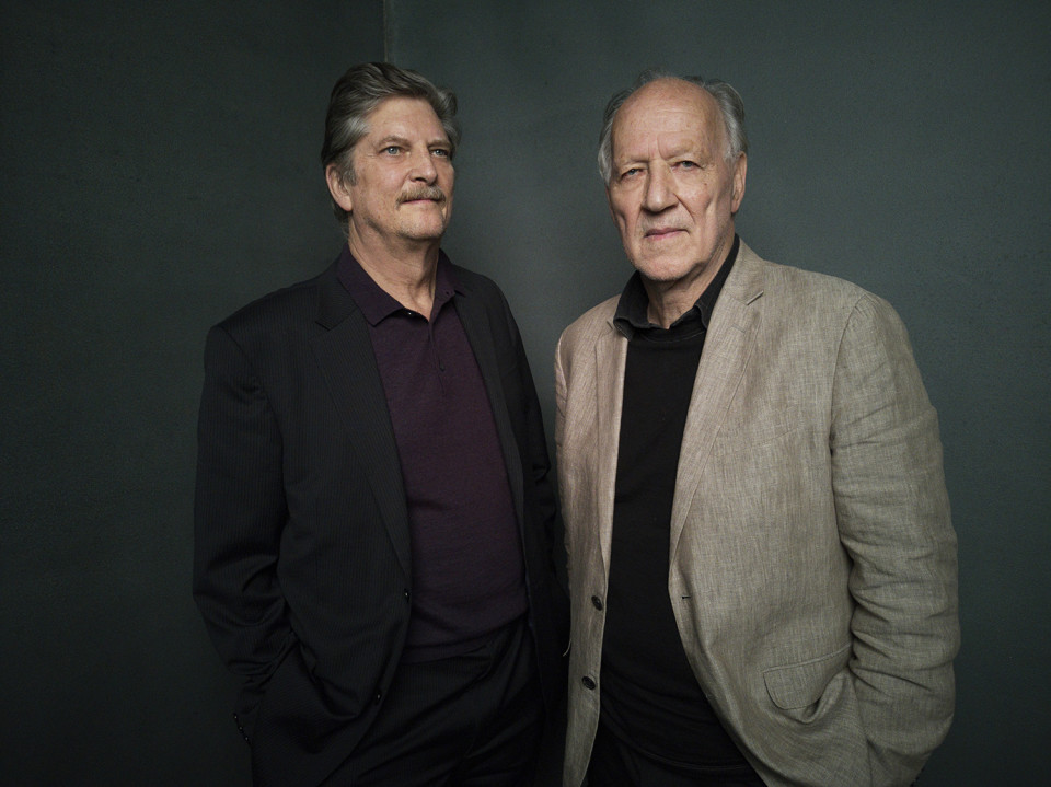 Portrait Studio-Group-H-Werner Herzog