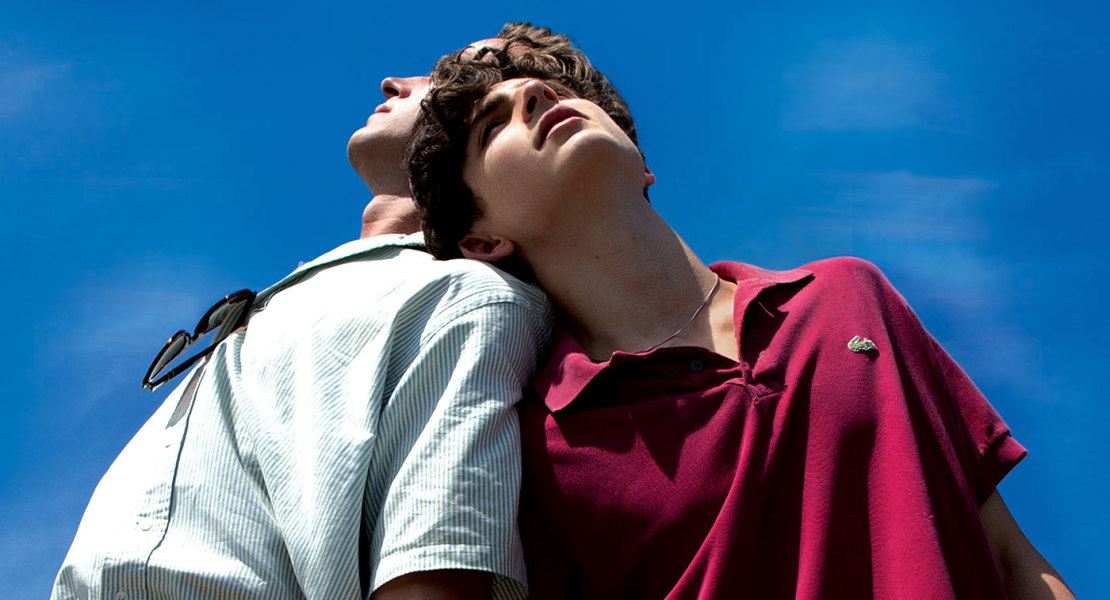 Call Me By Your Name - header
