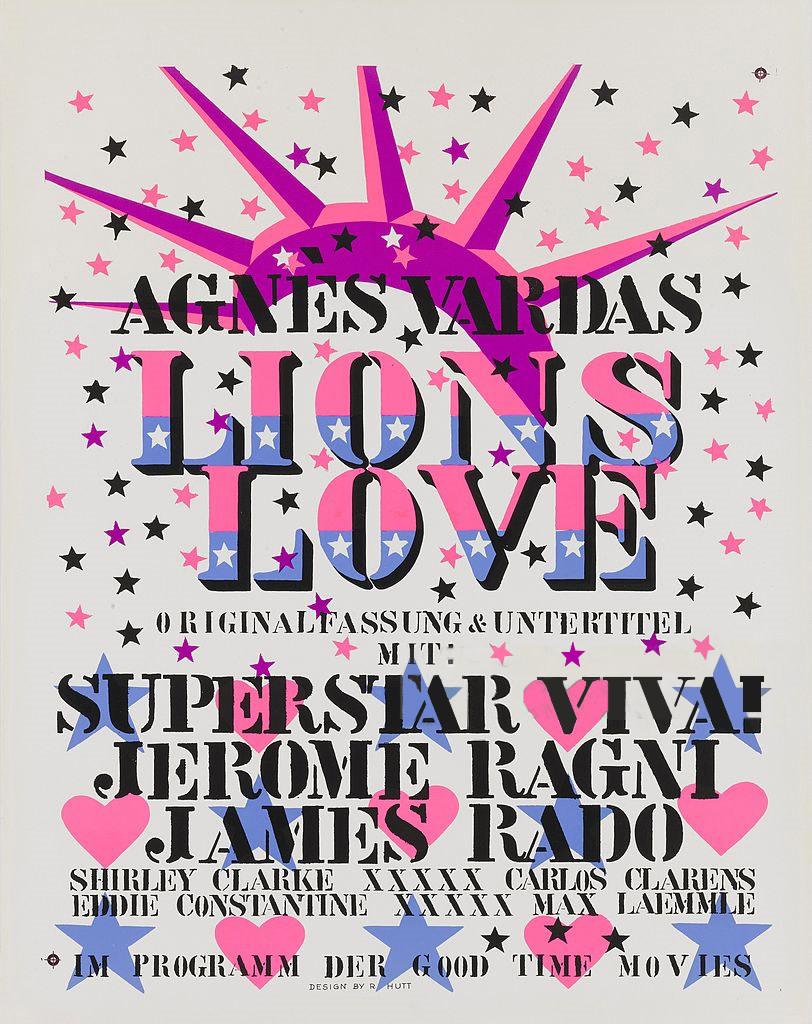 013-Lions Love-German