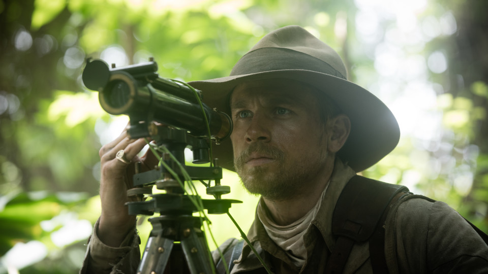 Charlie Hunnam stars as Percy Fawcett in director James GrayGÇÖs THE LOST CITY OF Z,