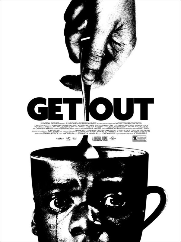 Get Out - Mondo - Jay Shaw