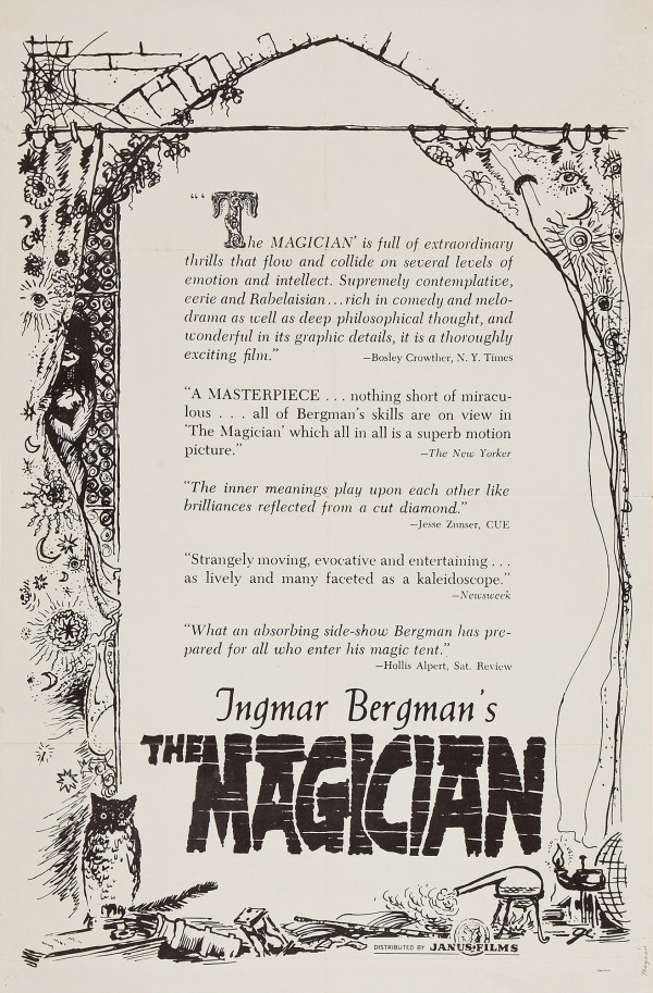 05a-Magician-One Sheet