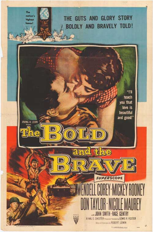 042-Bold and the Brave