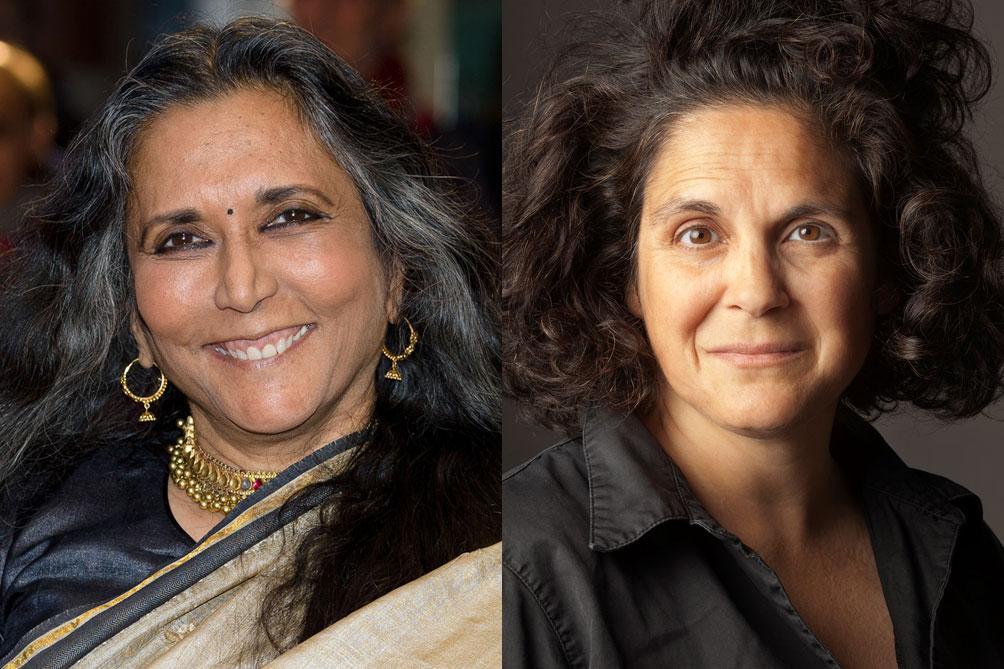 Deepa Mehta and Jennifer Baichwal