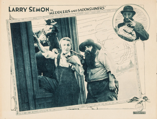 007a-1918-Meddlers Moonshiners-Lobby Card