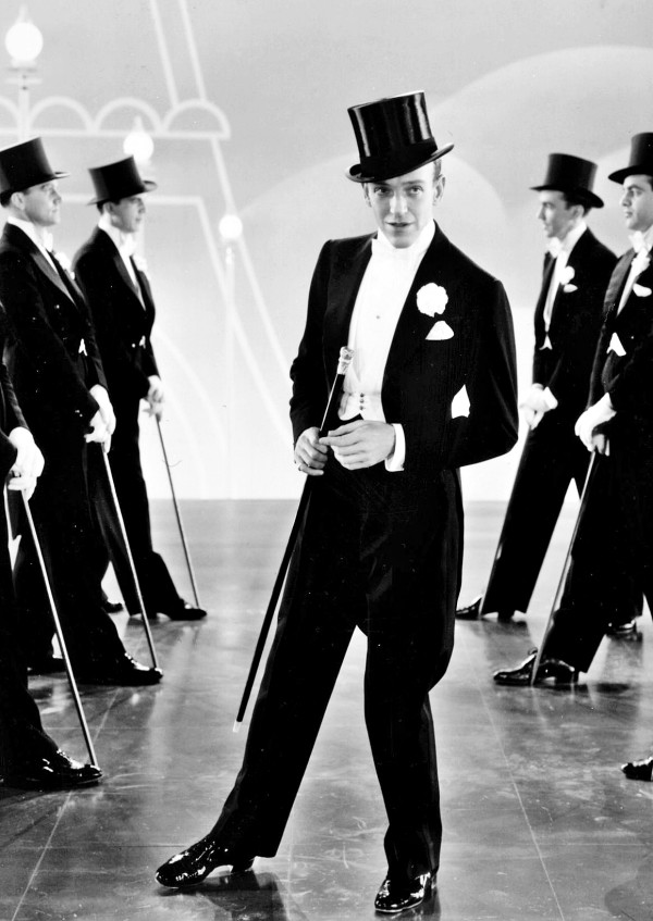 astaire tophat