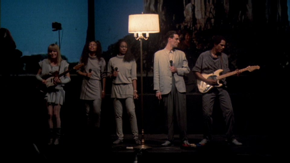 Stop Making Sense Photo