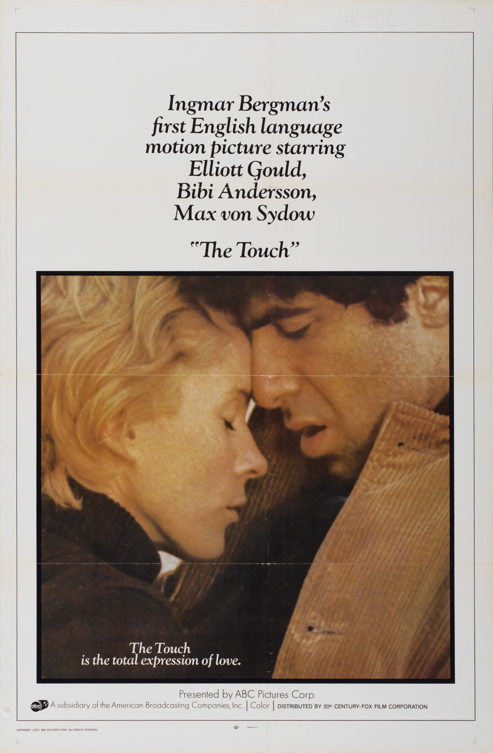 27-1971-The Touch-US onesheet