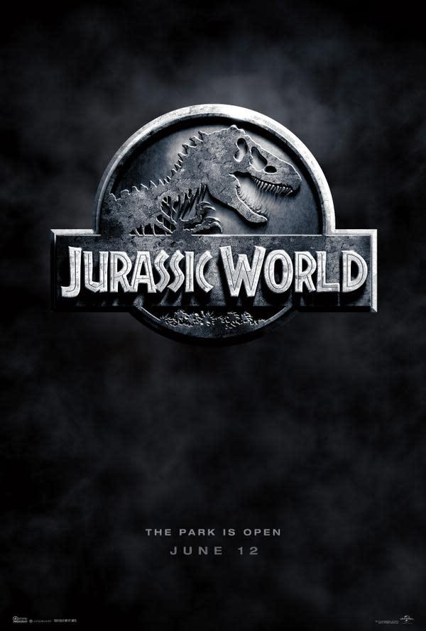 The Hidden History Of The Jurassic Park Logo