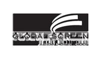 Global screen logo