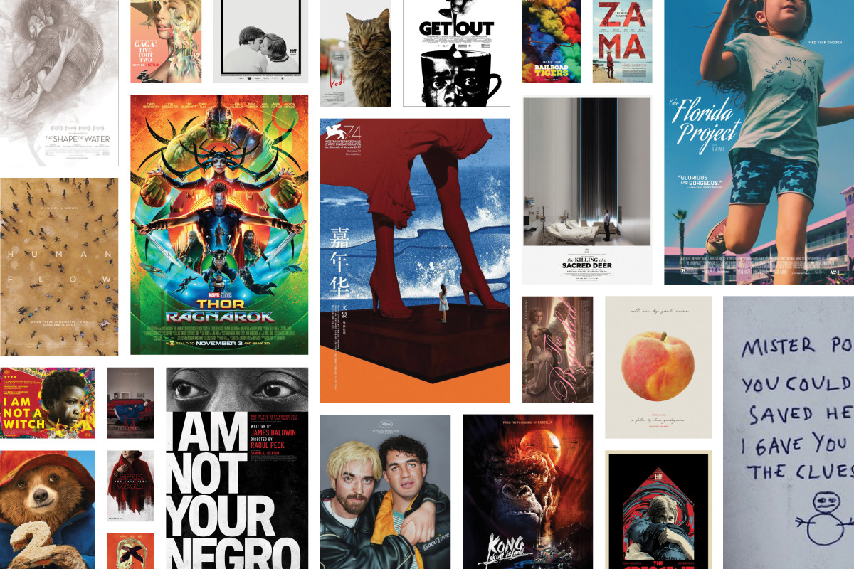 The 25 Best Movie Posters Of 2017