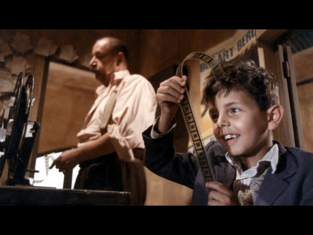 Cinema Paradiso Still