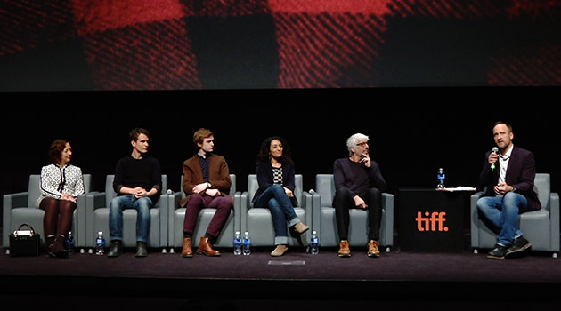 0115 - TIFF First Things First panel January 15 2016