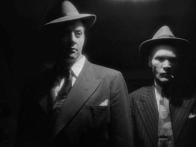 126a30ba7bc7 Raymond Burr (left) in Anthony Mann s Desperate