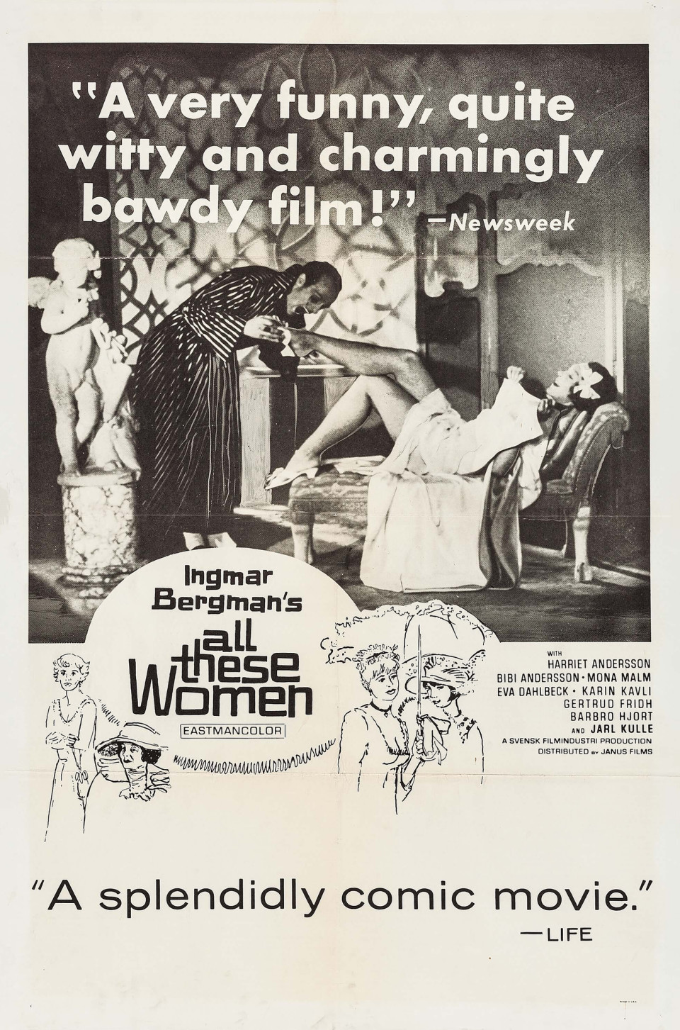 21-1964-All These Women-US onesheet