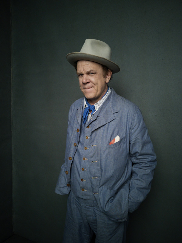 PORTRAIT STUDIO THE SISTERS BROTHERS John C Reilly