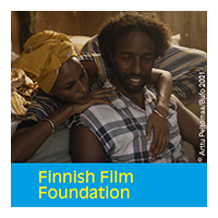 Finnish Film Foundation logo