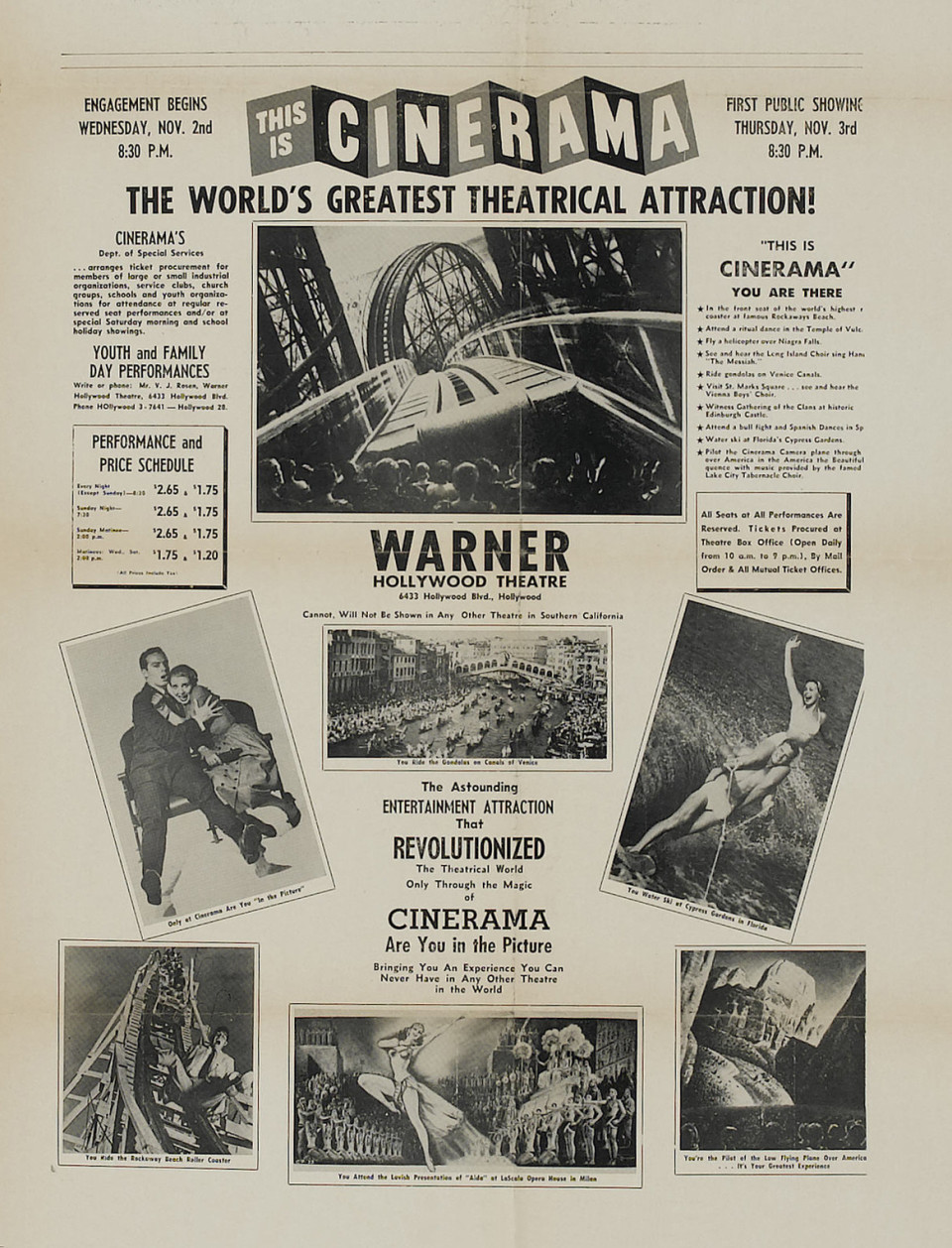 003-Cinerama-Hollywood poster