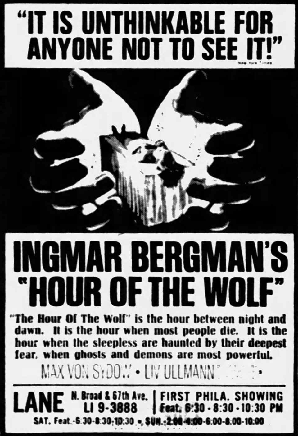 24-1968-05-25-Hour of the Wolf-Philadelphia Daily News