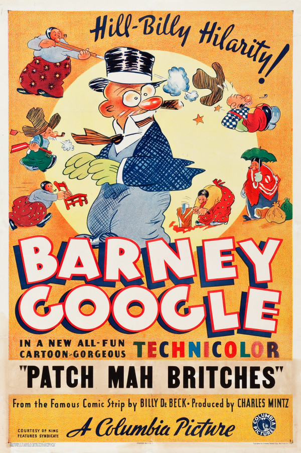 008b-1935-Barney Google-Patch Mah Britches