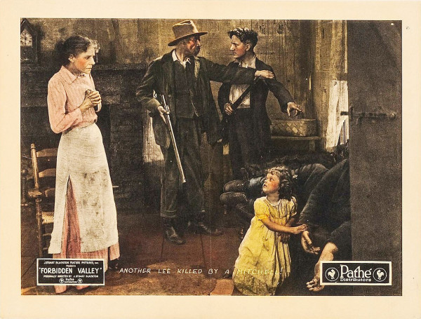 007b-1920-Forbidden Valley-Lobby Card