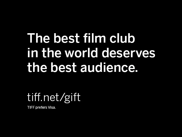 The best film club in the world deserves the best audience.