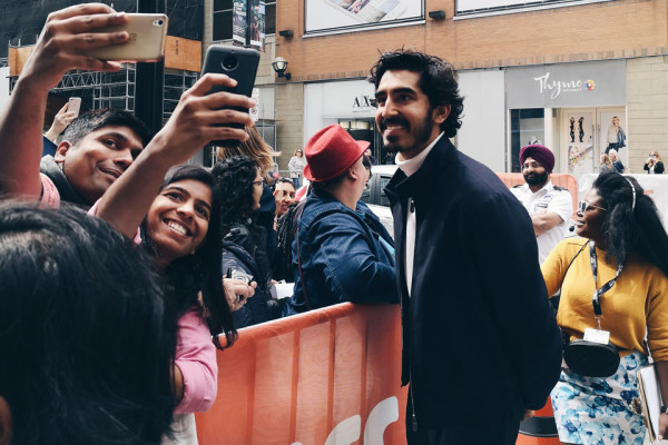 Dev Patel - The Wedding Guest-hz