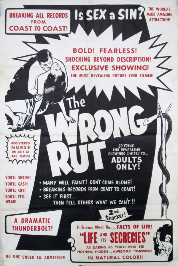 014-Not Wanted-Wrong Rut