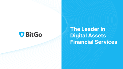 BitGo Reinvents Institutional Digital Asset Trading  with the Launch of BitGo Prime