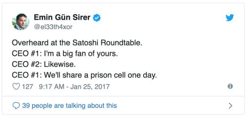 Statoshi's Satoshi Roundtable Review 7