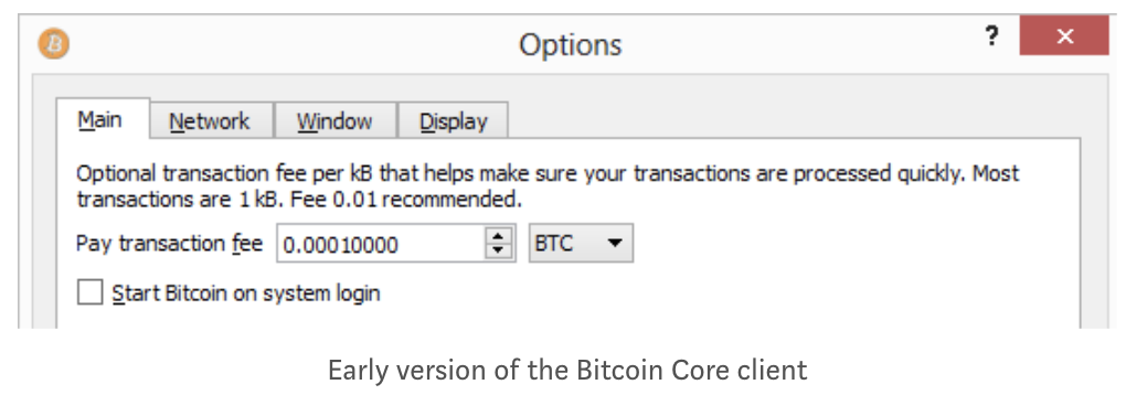 The Challenges of Bitcoin Transaction Fee Estimation 1