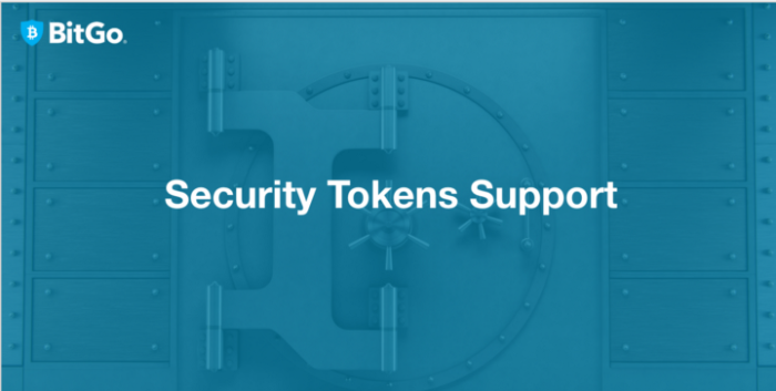 Formalizing BitGo's Support for Security Tokens