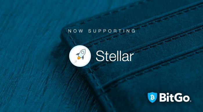 BitGo Launches Support for Stellar