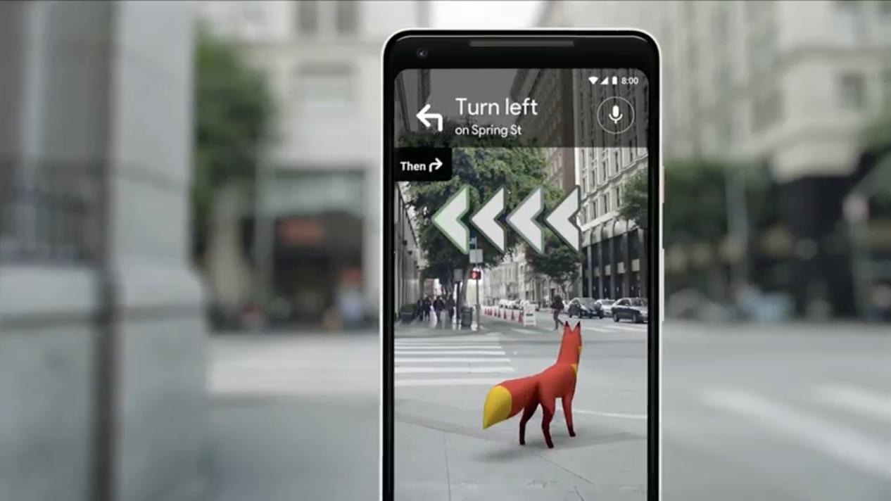 Google Maps Animal COntroller