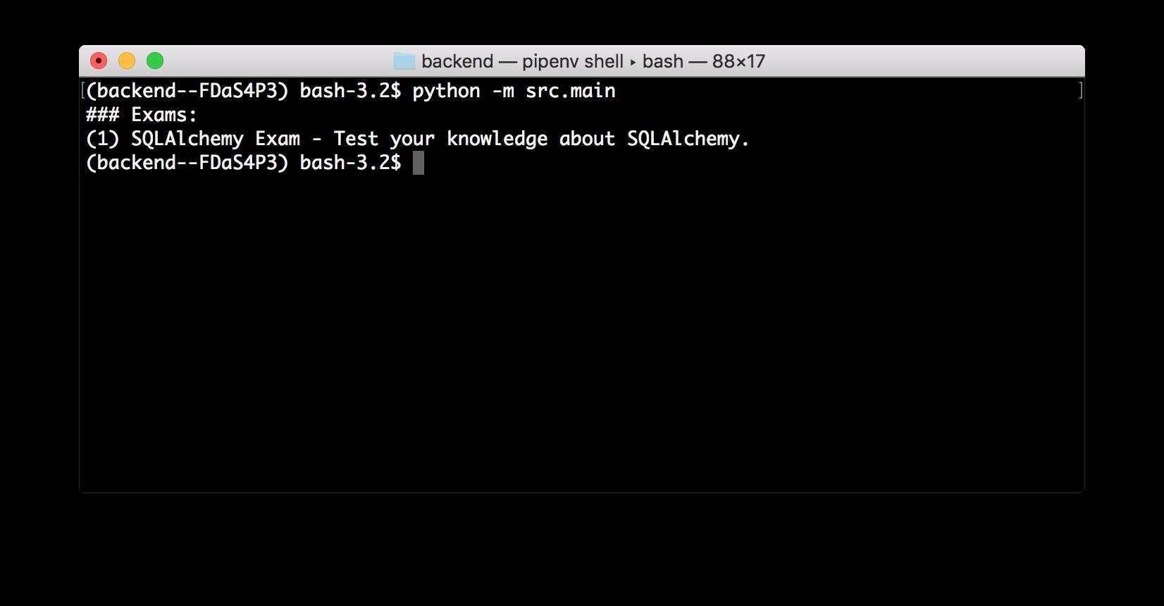 SQLAlchemy ORM querying a PostgreSQL database