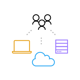 Identity Infrastructure allows an organization to scale in a more secure and sustainable way